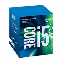 Processeur INTEL Core i5-7500 (1151)