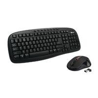 Pack clavier souris HEDEN KP-60WIFCA sans fil