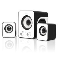Haut parleurs ADVANCE SoundPhonic 2.1 6W RMS Blanc