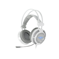 Casque micro SOG Elite-H70 Virtual 7.1 Blanc