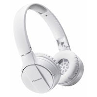Casque PIONEER MJ553BTW Bluetooth Blanc