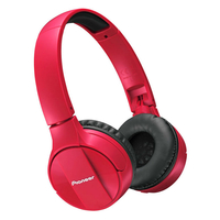 Casque PIONEER MJ553BTR Bluetooth Rouge