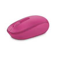 Souris MICROSOFT Wireless Mobile 1850 Sans Fil Fushia