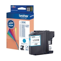 Cartouche d'encre BROTHER LC223C Cyan