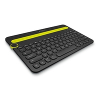 Mini clavier LOGITECH K480 Bluetooth Noir