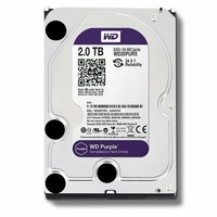 "HDD 3,5"" WESTERN DIGITAL Purple WD20PURX 2 To"