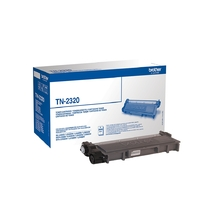 Toner BROTHER TN-2320 HC Noir