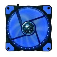 Ventilateur boîtier DUST DU-F12LB 120 mm LED Bleue