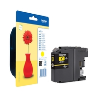 Cartouche d'encre BROTHER LC121Y Yellow