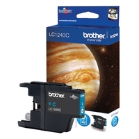 Cartouche d'encre BROTHER LC1240C Cyan