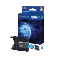 Cartouche d'encre BROTHER LC1280XLC Cyan