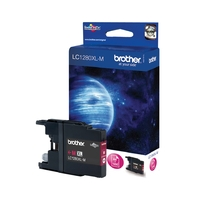 Cartouche d'encre BROTHER LC1280XLM Magenta