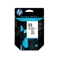 Cartouche d'encre HP 23 trois couleurs