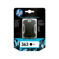 Cartouche d'encre HP 363 Noir