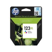 Cartouche d'encre HP 123 XL Trois couleurs