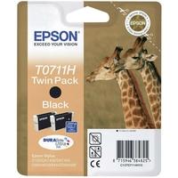 Cartouche d'encre EPSON Girafe Noir Double Pack