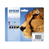 Cartouche d'encre EPSON Guépard Multipack