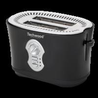 Grille pain TECHWOOD TGP-806 2 fentes 850W