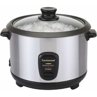 Cuiseur riz inox TECHWOOD TCR-181 1,8L 700W