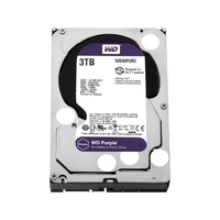 "HDD 3,5"" WESTERN DIGITAL Purple WD30PURZ 3 To"