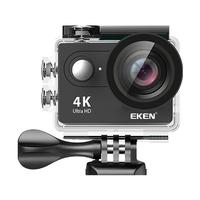 Caméra sport EKEN H9R Ultra HD 4K Wi-Fi Noire