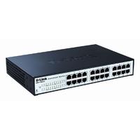 Switch 24 ports Gigabit D-LINK DGS-1100-24 Manageable