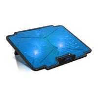 "Support ventilé SOG Air Blade 100 15,6"" LED Bleu"