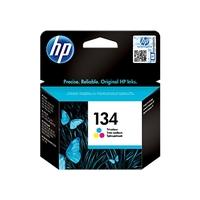 Cartouche d'encre HP 134 Trois couleurs