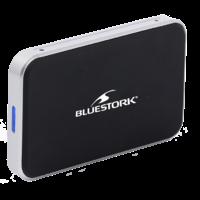 "Boîtier HDD 2,5"" SATA et IDE BLUESTORK USB 3.0"