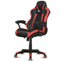 Fauteuil Gaming SOG Racing Rouge Noir