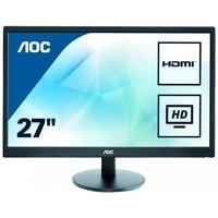 """Ecran Pc AOC e2775SJ 27"""" VGA HDMI DVI"""