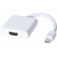 Convertisseur mini DisplayPort Mâle vers HDMI Femelle