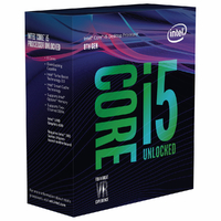 Processeur INTEL Core i5-8600K (1151)