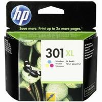 Cartouche d'encre HP 301 XL trois couleurs