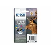 Cartouche d'encre EPSON Cerf Multipack 3 couleurs
