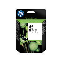 Cartouche d'encre HP 045 Noir
