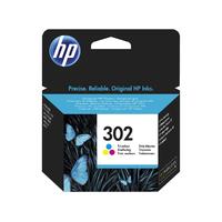 Cartouche d'encre HP 302 trois couleurs