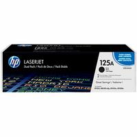 Toner HP 125A Noir Pack de 2