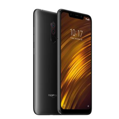 Téléphonie mobile smartphone POCOPHONE F1 Noir infinytech Réunion 1