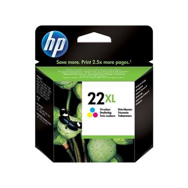 Consommables informatique cartouche jet d'encre HP 22 XL Trois couleurs infinytech reunion