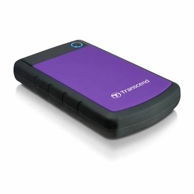 Matériels informatique HDD externe Transcend StoreJet 25H3 USB Purple infinytech Réunion 1