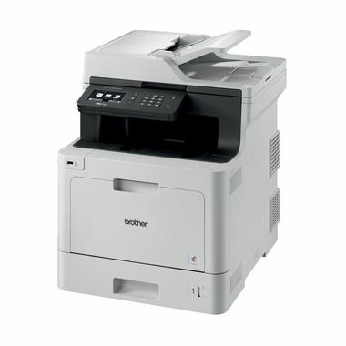 Matériels informatique imprimante Laser multifonctions BROTHER MFC-L8690CDW infinytech Réunion 1