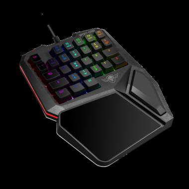 Matériels informatique clavier mécanique SOG XPERT-G500 SINGLE HAND Programmable infinytech Réunion 4