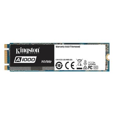 Matériels informatique SSD KINGSTON A1000 480Go NVMe PCIe infinytech Réunion 1