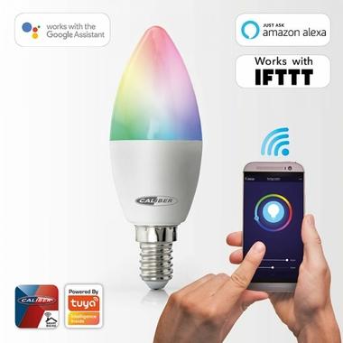 Matériels informatique ampoule LED connectée CALIBER HWL1101 infinytech Réunion 1