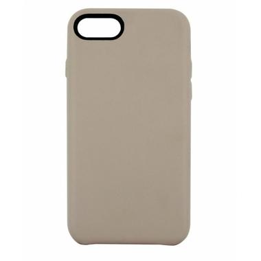 Accessoires téléphonie coque en cuir MOOOV pour iPhone 6 et 6S Beige infinytech Réunion 1