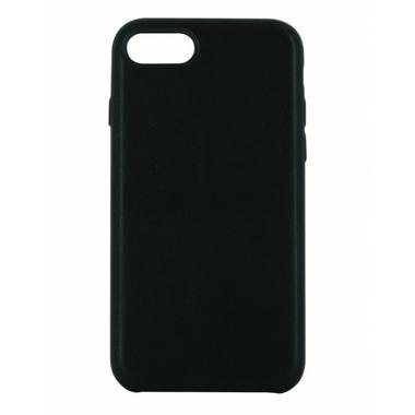 Accessoires téléphonie coque en cuir MOOOV pour iPhone 7 Plus et 8 Plus Noir infinytech Réunion 1
