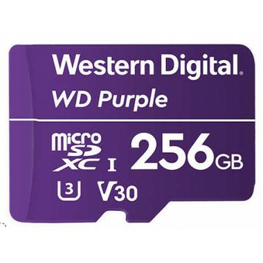Matériels informatique Micro SDXC WESTERN DIGITAL 256 Go UHS-III WDD256G1P0A CL10 infinytech Réunion 1