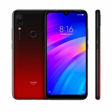 Téléphonie mobile smartphone XIAOMI Redmi 7 Rouge infinytech Réunion 1