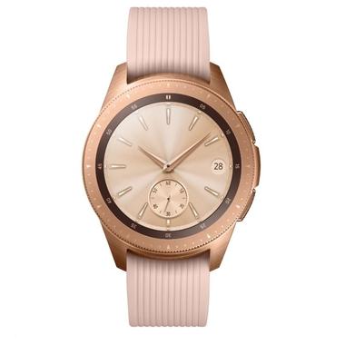 Montre connectée SAMSUNG Galaxy Watch Or Impérial 42mm infinytech Réunion 1